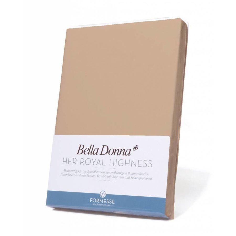 Bella Donna Topper Hoeslaken - Mushroom (0115)