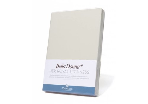Formesse Bella Donna Topper Hoeslaken - Linnen (0119)