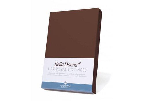 Formesse Bella Donna Topper Hoeslaken - Koffie (0123)