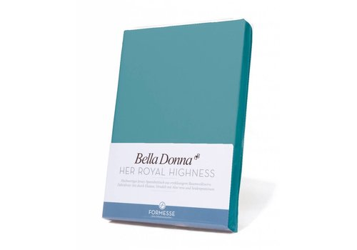 Formesse Bella Donna Topper Hoeslaken - Arctic Blue (0302)