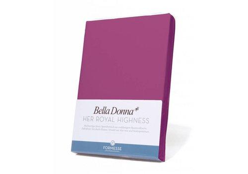 Formesse Bella Donna Topper Hoeslaken - Fuchsia (0540)