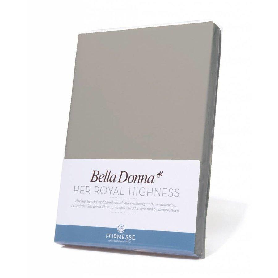 Bella Donna Topper Hoeslaken - Grijs (0701)