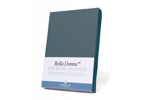 Formesse Bella Donna Jersey Hoeslaken - Blauwgrijs (0209)
