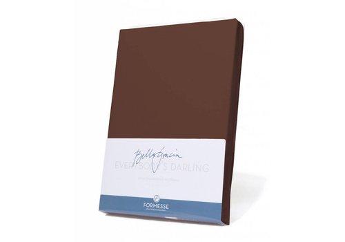 Formesse Bella Gracia Jersey Hoeslaken - Koffie (0123)