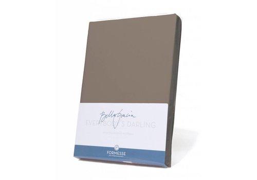 Formesse Bella Gracia Jersey Hoeslaken - Platinum (0125)
