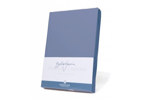 Formesse Bella Gracia Jersey Hoeslaken - Jeans Blauw (0211)