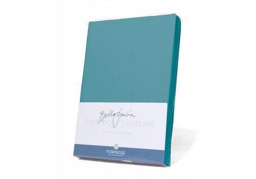 Formesse Bella Gracia Jersey Hoeslaken - Arctic Blue (0302)