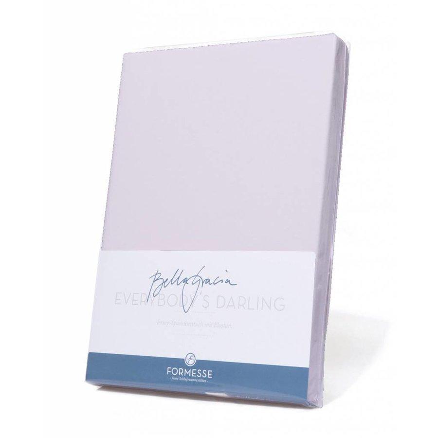 Bella Gracia Jersey Hoeslaken - Lavendel (0526)