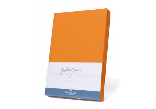 Formesse Bella Gracia Jersey Hoeslaken - Oranje (0702)