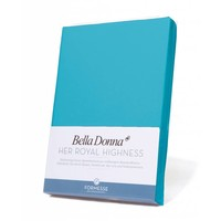 Bella Donna Topper Hoeslaken - Turquoise 180x200cm