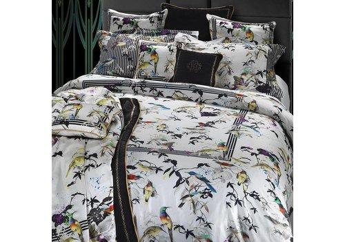 Roberto Cavalli Roberto Cavalli Bird Ramage dekbedovertrek