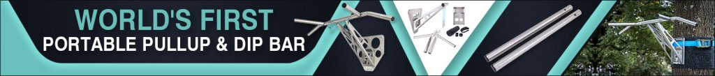 Pullup & Dip Calisthenics Equipment Online-Shop