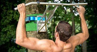 Klimmzüge - diese Muskeln werden alle trainiert