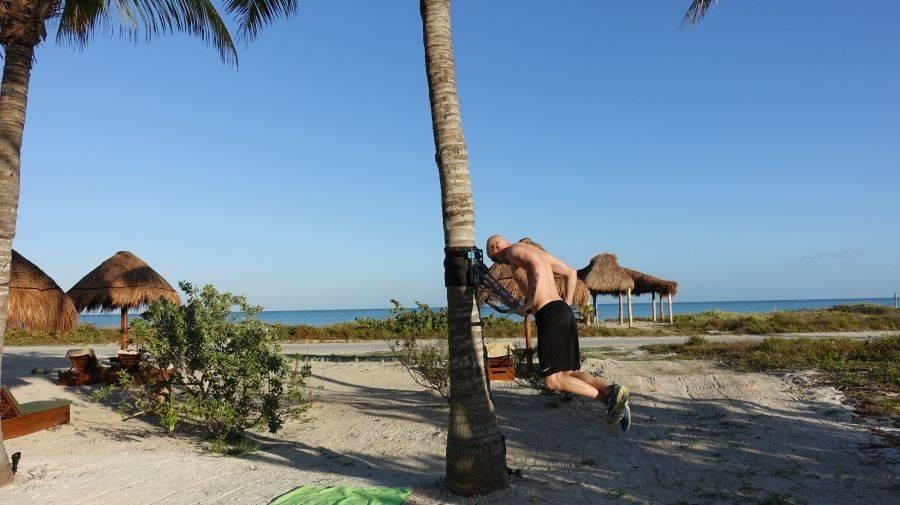 5 Gründe für outdoor bodyweight Training