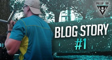 Blog Story #1: Christians Training mit Pullup & Dip - Ausgangssituation und Ziele