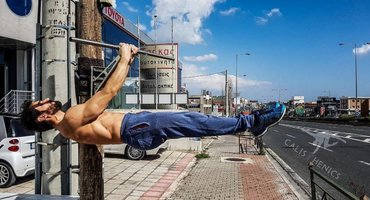 Top 5 Benefits of Calisthenics  to start training today