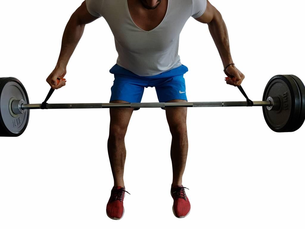Angles90 - Der weltweit erste dynamische Trainingsgriff für Rücken-Zugübungen wie Klimmzüge oder Rudern
