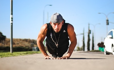 building muscle bodyweight training consistency