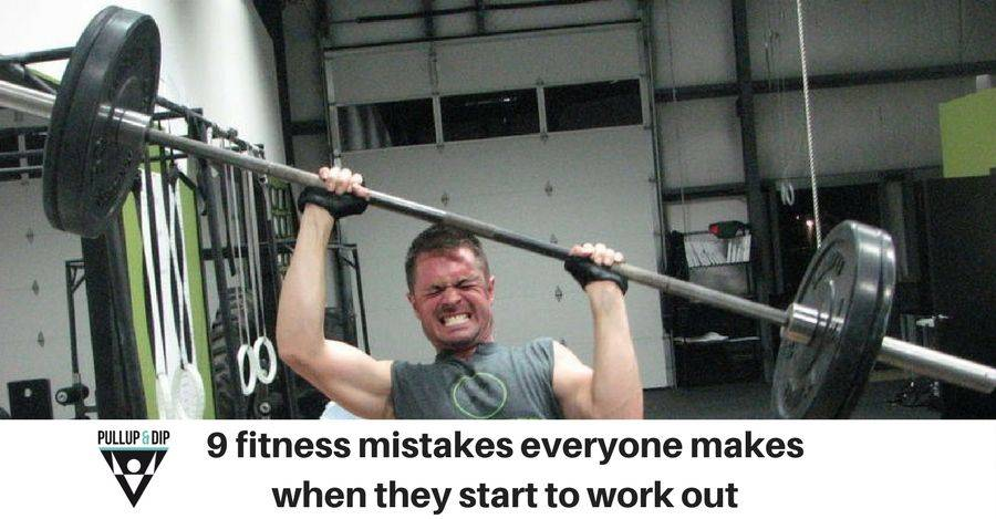 9 Fitness Mistakes Everyone Makes When They Start To Work Out