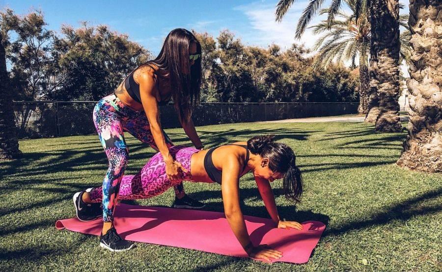 11 effektive Bodyweight Übungen auf Reisen – Trainieren ohne Studio und ohne Gewichte