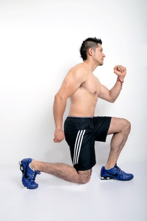 bodyweight exercises lunges