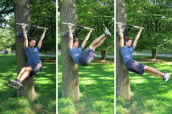 pull-up bar exercises around the world