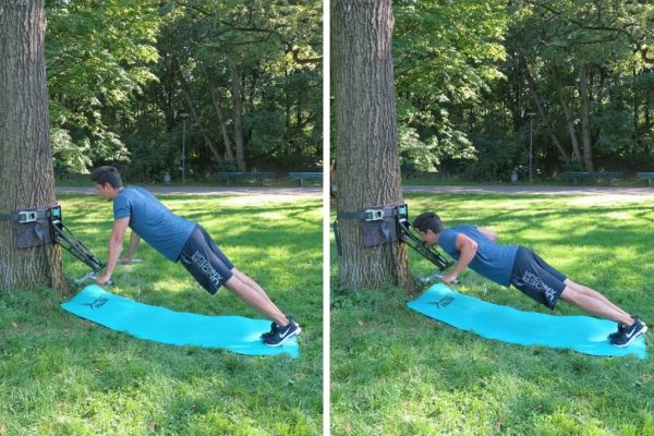 pull-up bar exercises push-ups