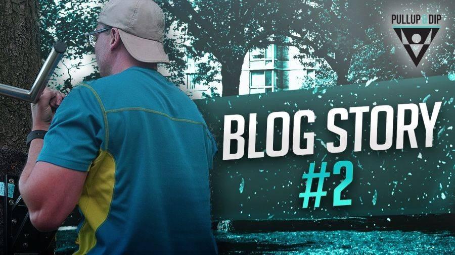 Blog Story #2: Christians Training mit Pullup & Dip - Erste Erfahrungen
