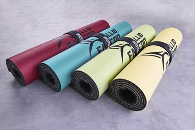 workout mats as calisthenics equipment