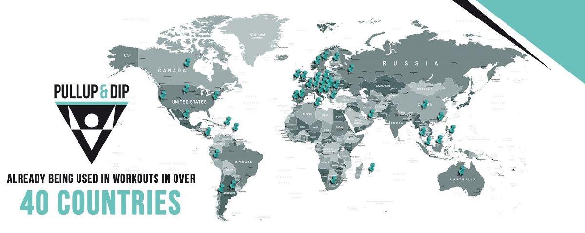 klimmzugstange kaufen weltweiter Versand
