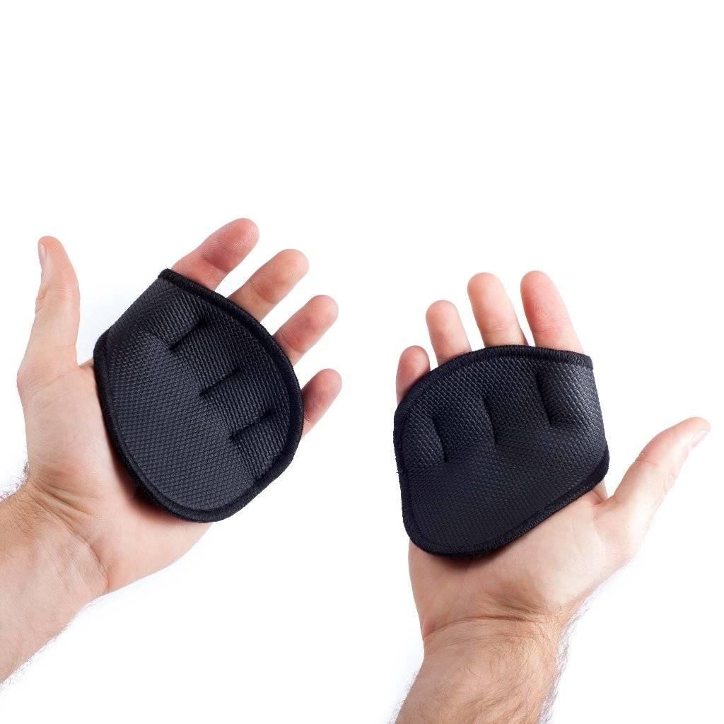 Grip pads / Rembourrages neoprene pour musculation,  traction, et entraînement de fitness