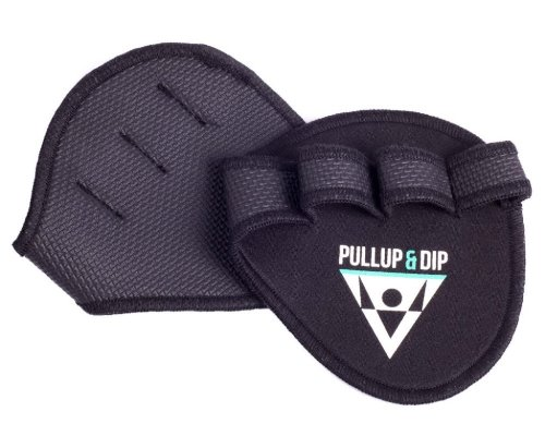 Grip pads as calisthenics equipment