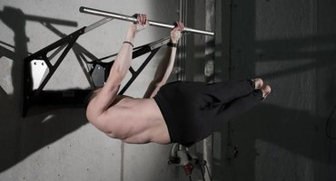 Best 10 Pull-Up Bar Exercises for Abs