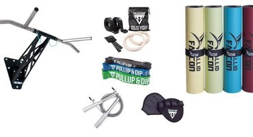 The Calisthenics equipment you'll need in the beginning