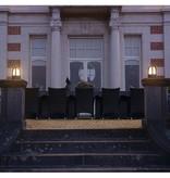 SLV RUSTY CONE Cortenstaal 1xE14