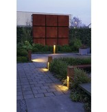 SLV RUSTY SLOT 50 LED geroest staal 1xLED 3000K