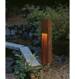 SLV RUSTY SLOT 80 LED Cortenstaal 1xLED 3000K Incl Lichtbron