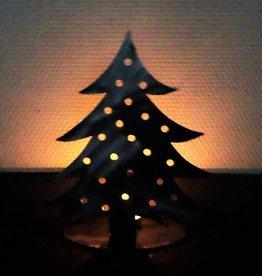 Kerstboom cortenstaal