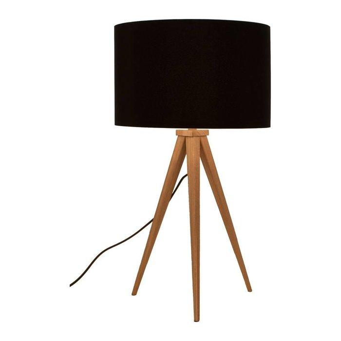 Lamp Tripod Black