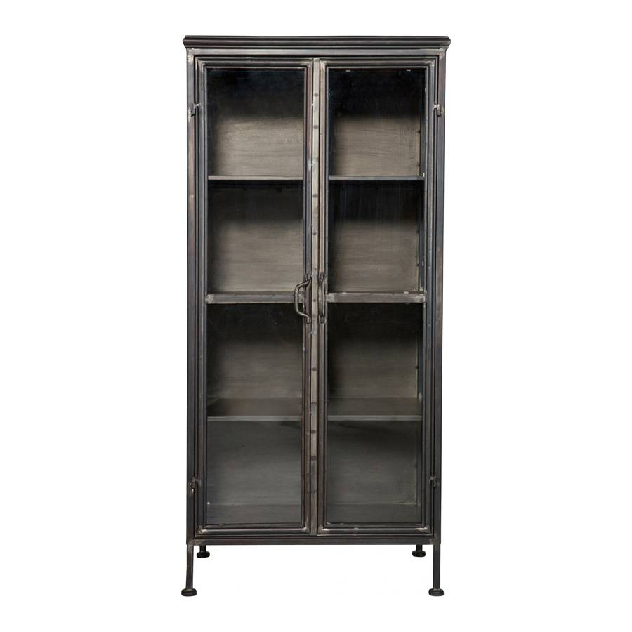 Cabinet Puristic metal