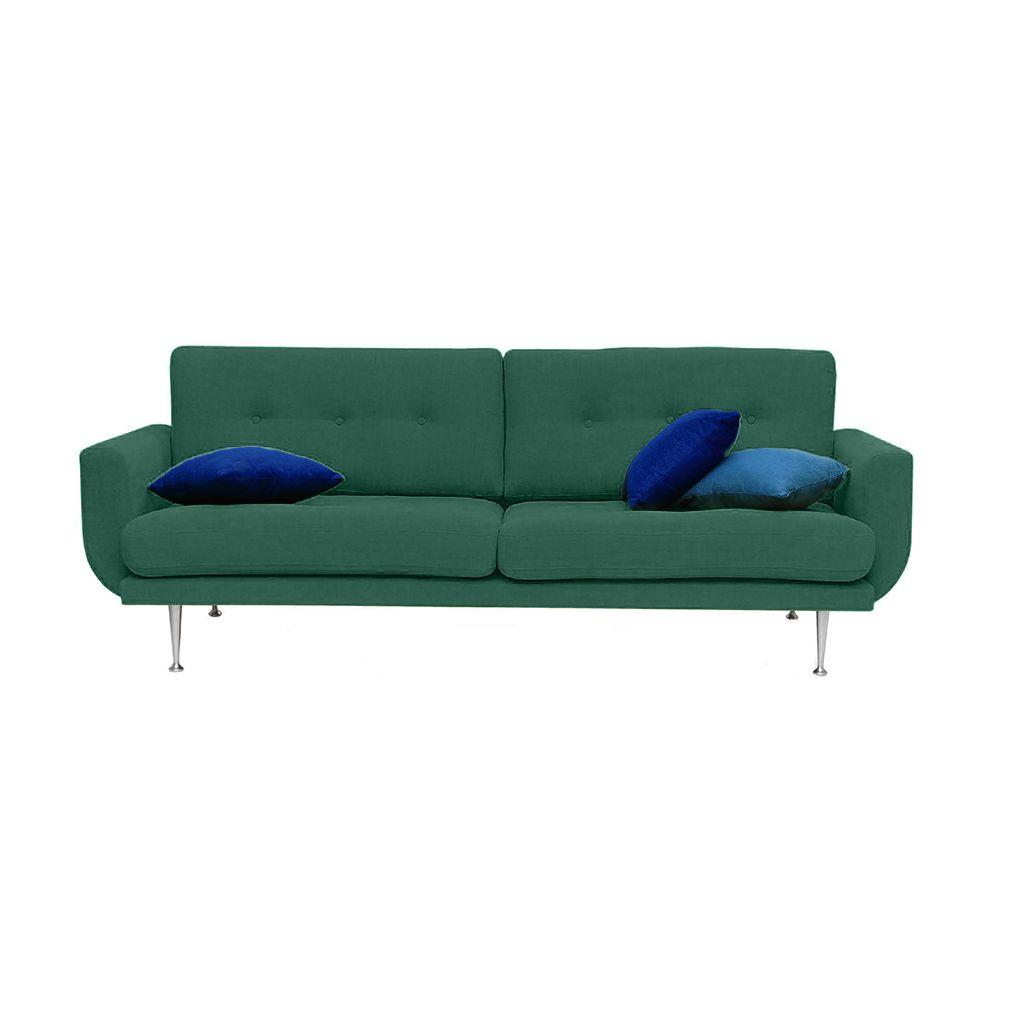 Kick Collection Bank Jim 2-zits - Green - Woonfabriek