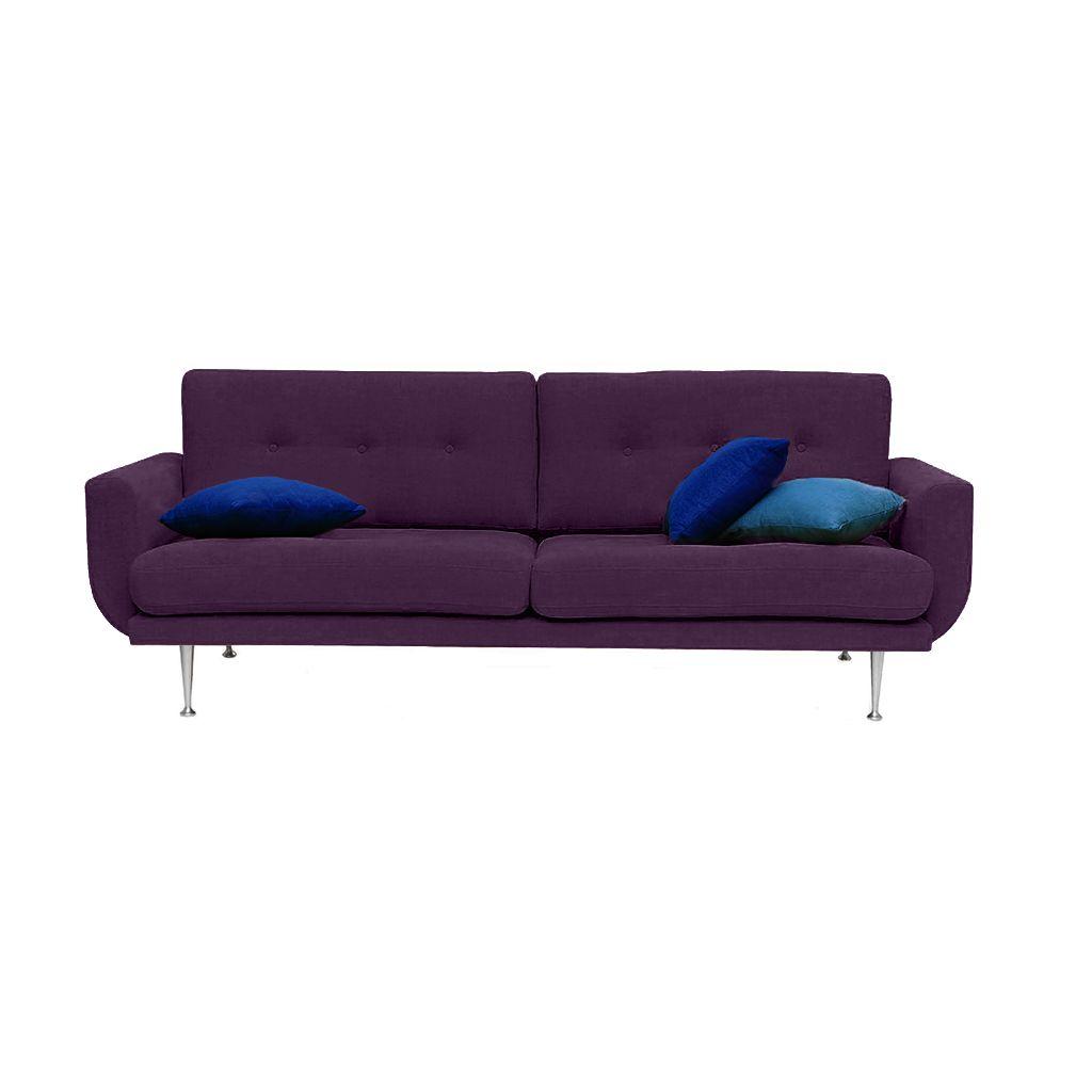 Bank Jim 2-zits - Purple