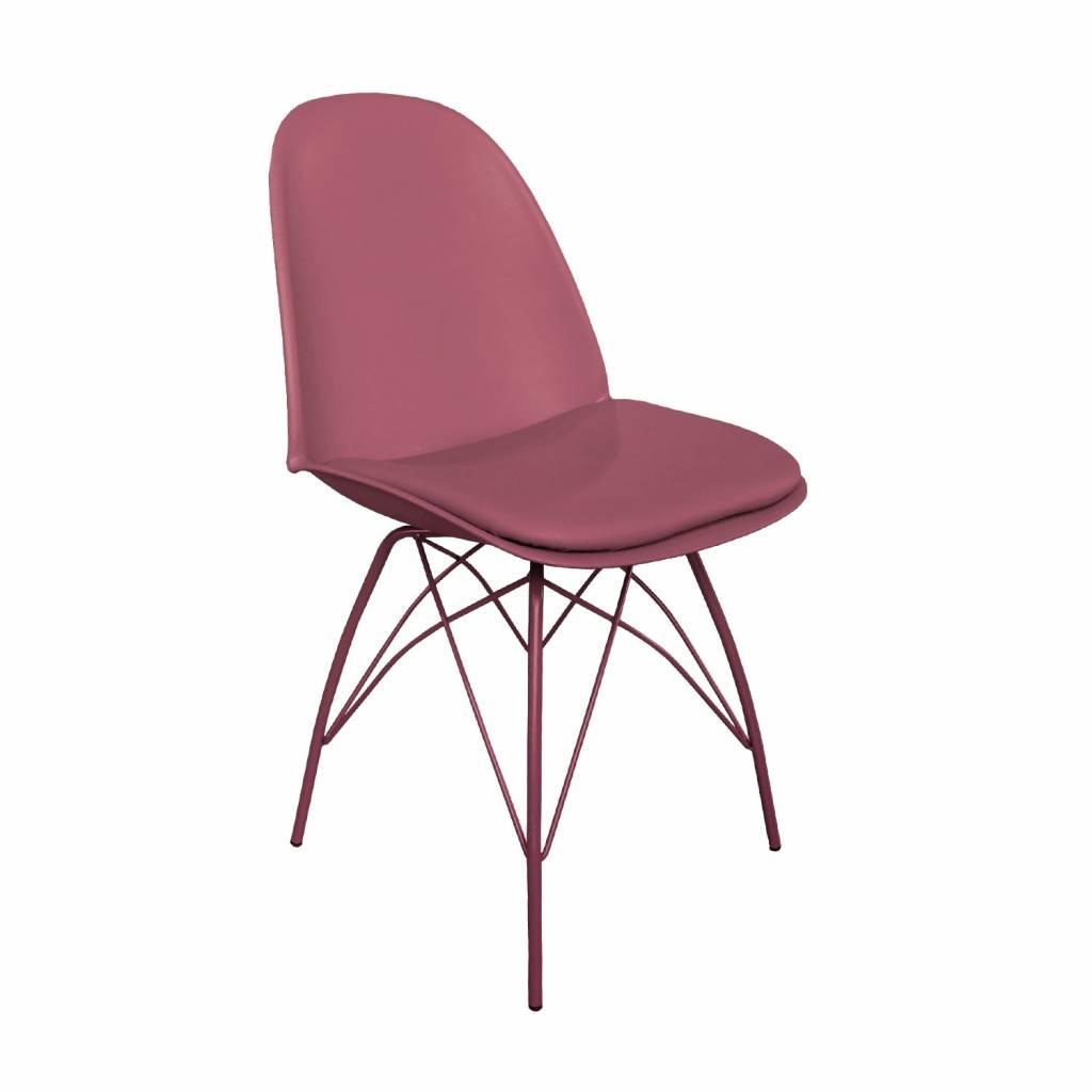 Stoel Daan (pink)