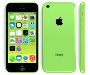 Apple iPhone 5C 32GB Groen