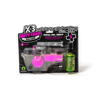 Muc Off Muc Off X-3 Chain Cleaner and Degreasing Kit