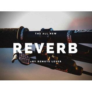 RockShox 1 Rockshox Reverb Stealth B1 1X Remote 30.9mm 150mm 440mm (LEFT/BELOW) 2000MM CONNECTAMAJIG Inc Bleed Kit and Matchmaker Mount.