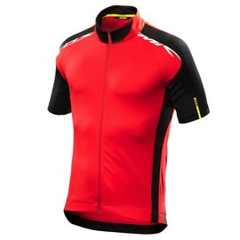 Mavic Mavic 2016 Cosmic Elite Jersey Red/Black Medium