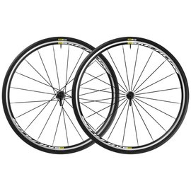 Mavic Mavic Aksium Elite Wheels 25c Shimano Pair