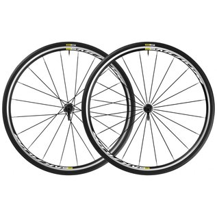 Mavic Mavic Aksium Elite Wheels 25c Shimano Pair