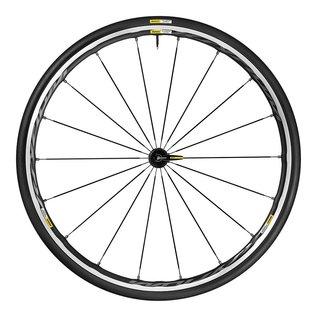 Mavic Mavic 2017 Ksyrium Elite Wheels Shimano 25c Pair Black